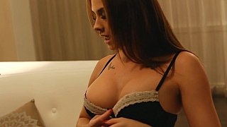 I love Chanel Preston in stockings