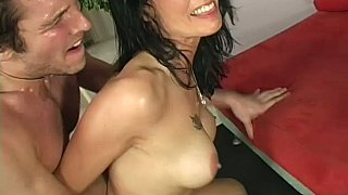 Hotvideosx Seduced and fucked by her step-son