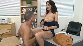 Hotvideosx See your teacher's pussy boy