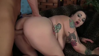 Big Titty BBW Scarlet Getting Fucked