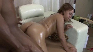 Chocolate creampie