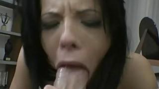 Aliz prefers a giant cock
