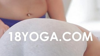 Lesbians In Yoga Outfits Fuck