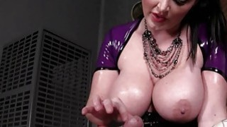 Sophie Special milking
