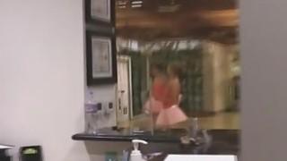 Ballerinas licking fresh member out