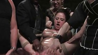 Glamorous darling gets a racy public punishment