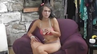 Cute TEEN does her really first CASTING