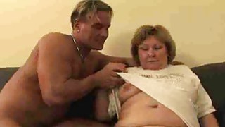 Hot mature granny gets fucked