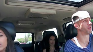 Roadtrip Gloryhole with Megan Rain