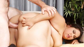 Fatty Latina Lorelai Givemore enjoys a fat dick