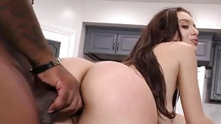 Cuckold bro and dad watch Lana Rhoades takes BBC