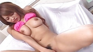 Asian tit ripe bitch getting toy fucked dearly