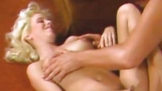 Bunny Bleu  Blonde Bimbo Playing With A Long Cock