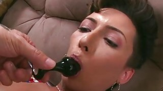 Luscious Bella Bellz loves a big dick