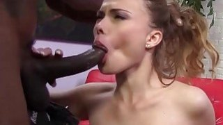 Anal Slut Sasha Swift Is Afraid For Her Ass