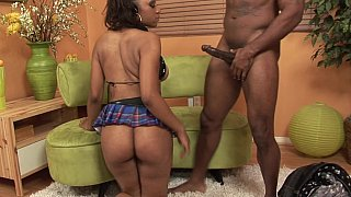 Black couple hardcore