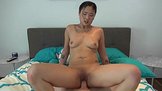 Astounding Asian slut