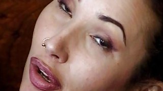 European boyfriends swapping pretty African girlfriend at homemade POV