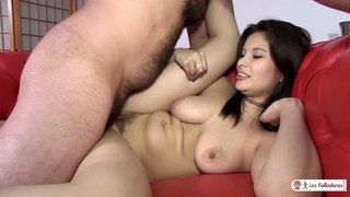 Asian hottie Miyuki Son gets fucked by amateur guy