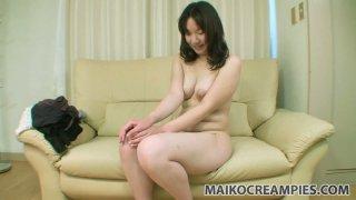 Aki Tanihara has fetish in getting fingerfucked