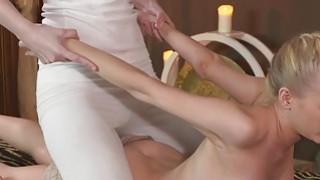 Slippery lesbian nuru massage lesbians fetish