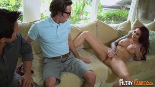 Fucking My Step-Son After Graduation