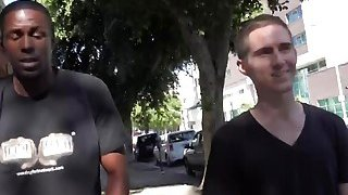 Alena Rides Black Cock While Watched By Step Son
