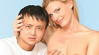 Hot Blonde Stepmom Adopts Willy's Cock