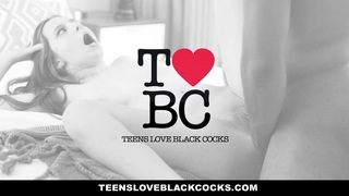 TeensLoveBlackCocks - Hungarian Teen's First Interracial