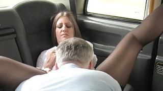 Jane taxi sensual Faketaxi Back