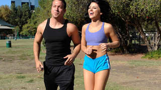 Adriana Chechik & Chad White in Naughty Athletics