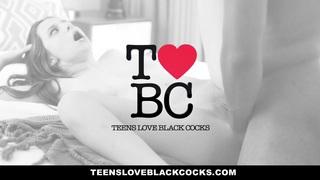 TeensLoveBlackCocks - Two BBCs To Settle A Debt
