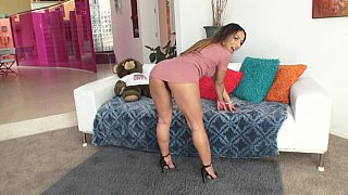 Latina Liv Revamped is an anal spinner