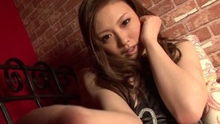 Aiko swallows every drop
