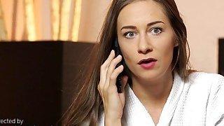 Cassidy Klei Erotic massage turns