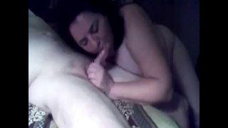 Stepmom Swallows Sons Cock CAUGHT