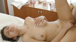 Guy gladly perform pleasuring of a nasty slut