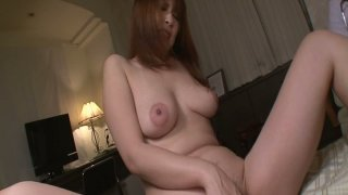 Awesome Japanese chick Araki Hitomi is addicted to strong cock
