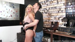 Cameron Dee,Seth Gamble Naughty Rich Girls